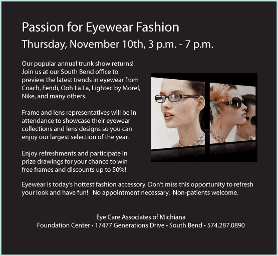 Passion for Eyewear Fashion